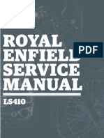 Himalayan Engine Ls 410 - Service Manual