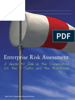 M 10 - Deloitte - Enterprise Risk Assessment