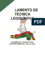 Tecnica Legislativa ALDLP 1
