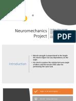 Neuro Mechanics