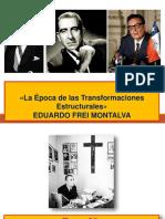 Gobierno de Eduardo Frei