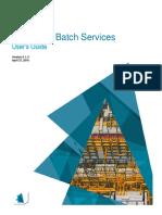 Batch Services