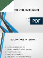 Control Interno - Planeacion de Aud - 100719