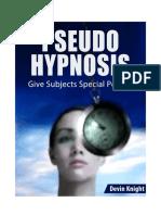 Devin Knight - Pseudo Hypnosis