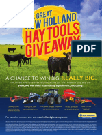 New Holland Haytools Giveaway_Ad