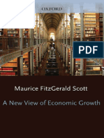 A New View of Economic Growth