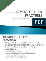 TREATMENT OF OPEN.pptx
