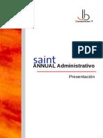 Saint ANNUAL Administrativo