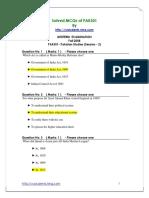 PAK301SolvedMCQs.pdf