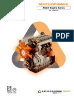 Manual Servicio Motor Lombardini