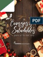 Recetas navideñas sorprendentes y saludables