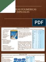 Formulas poliméricas especiales