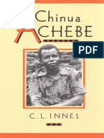 (Cambridge Studies in African and Caribbean Literature) Catherine Lynnette Innes - Chinua Achebe-Cambridge University Press (2011)