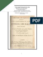 Introducción y Primer Momento - Danza
