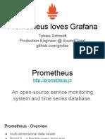 Prometheus Loves Grafana