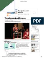 Vocativos más utilizados.pdf