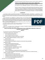 PROYECTO de Norma Oficial Mexicana PROY-NOM-034-SCT2-2010, Señalamiento Horizontal y Vertical de Carreteras y Vialidades Urbanas