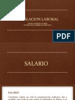 SALARIO-JORNADA LABORAL