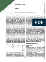 Folate absorption