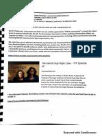 Exhibit 29 of Di Franco's Responding Affidavit