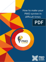 1 - How to Make Your PMO Survive in Difficult Times