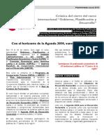 Crónica de Cierre Curso ILPES-CEPAL