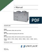 Manual Uniflair
