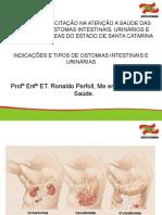 Aula Indicações e Tipos de Ostomias Intestinais e Urinárias_ronaldo