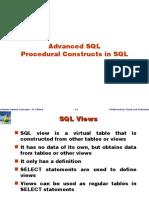 Advanced SQL and PL-SQL PPT