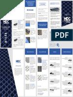 Catálogo MDC