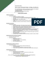 Consultorios clínicos. características