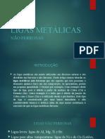 LIGAS METÁLICAS NÃO FERROSAS.pptx