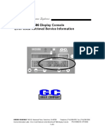 MG586 Error Codes