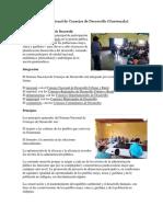 Sistema Nacional de Consejos de Desarrollo