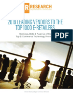 2019 Internet Retailer Leading Vendors Report