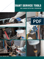 refrigerant service tools