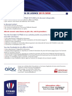 FFBaD Formulaire 2019-2020 INTER