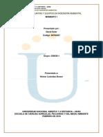 Diseño de Plantas y Equipos de Ingenieria Act 1