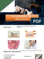 Complicações Pós-Operatórias MEDUEMA 2019.pptx