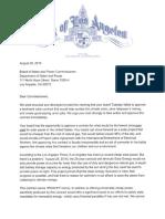 DWP Solar Contact Letter - Bonin Koretz Krekorian 08.28.19