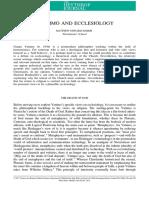 Vattimo - ekleziologija