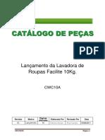 Manual tecnico de serviço consul CWC10AB