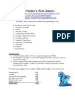 welcome letter dsa dragons team 2020