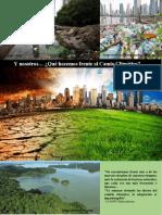 Artículo de Opinión Sobre El Cambio Climático