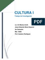 Trabajo Cultura I