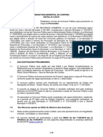Edital PGM Curitiba 2019