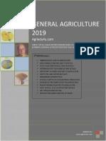 General Agriculture 2019 Final Upload