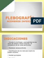 Clase 17 - Flebografía de Miembros Inferiores