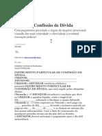 CONFISSAO DE DÍVIDA AROLDO MENDONÇA.docx