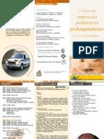 Triptico Ier Curso de Urgencias Extrahospitalarias - Pepp Novbre 2010